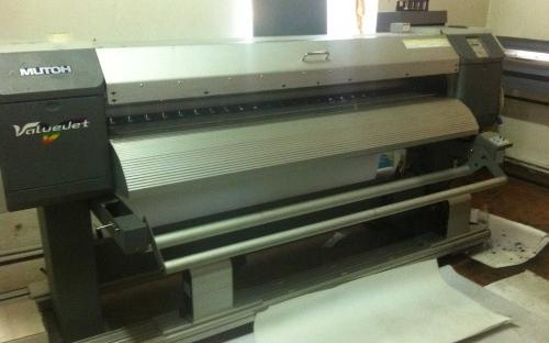 Mutoh ValueJet 1614